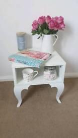 Ikea side table/bedside table