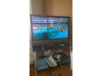 """Sharp 45"""" Full HD LCD TV with Freeview and Card Reader"""