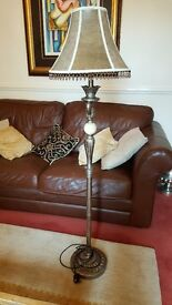 floor lamp, immaculate condition