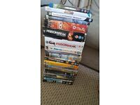 Large amount of box sets and dvds