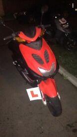 Yamaha aerox 70cc 2 stroke for sale