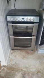 Belling e633 double cooker