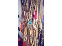 Professional Dreadlocks studio in Finnieston