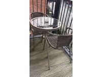 Balcony Table w/ Chairs