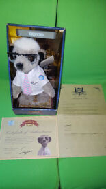 Compare The Market Early Edition Sergei Meerkat Toy
