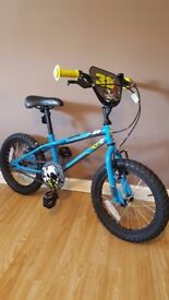 "Kids Apollo Ace 16"" Bike ***SOLD***"