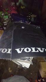 Volvo fh rear antispray mudflaps