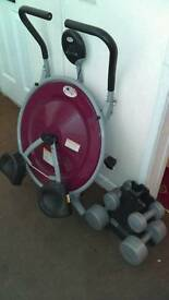 Lil sets x2 of weights seen in pic £5