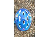 Cinderella kids cycle helmet