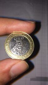 Very Rare - Collectable Coin!