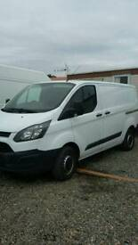 Transit custom 15 reg 6900 no vat Romford 07379951703