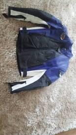 Ladies leather Prexport Jacket
