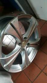 alloy wheels with tyres 17inch