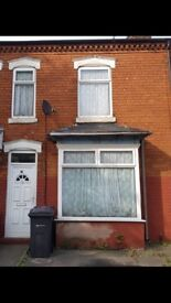 3 bedroom house but letting as single rooms £75 a week