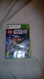 Star wars 3 Clone wars (xbox 360)