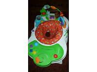 fisher price sit in activity centre
