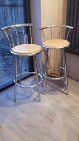 2 x stools