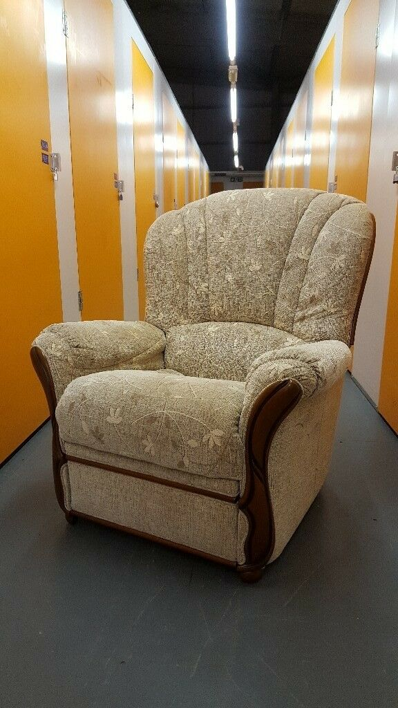 Reclining Armchair and 2-Seater Sofa for Sale | in ...