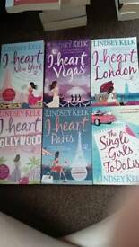 6 Books - Lindsey Kelk Collection