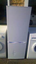 white Fridge Freezer slightly marked Ex display