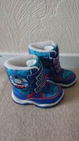 Thomas snow boots size 5
