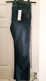 WOMEN'S JEANS & TROUSERS SIZE 16/18 NEW WITH TAGS