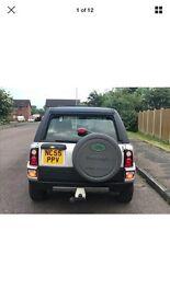 Land Rover freelander xei