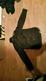 G-STAR RAW COAT IN BLACK