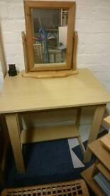 Lightwood Desk