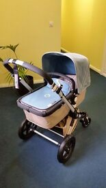 Bugaboo Cameleon 3 - full travel system with car seat and accessories !
