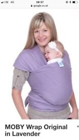 Moby Baby Sling Wrap