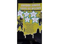 Ice hockey for kids