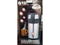 3 litre pump flask airpot