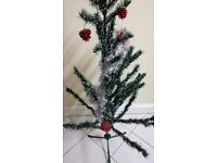 3 Christmas tree - All 3 for £16