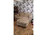 Sofa set.