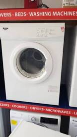 New/graded vented dryer only £99