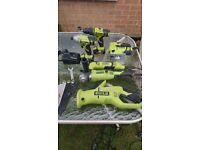 For sale a Joblot , 240v & 18v Guild Power Tools
