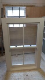 New Sash Window - £380 - Made to Measure in London