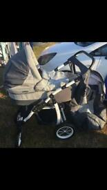 Pram immaculate condition