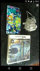 Ds with games