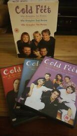 Cold Feet Complete Series Boxset