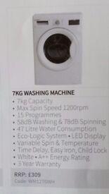 Washing machine.(Brand new ) Nordmende 7kg