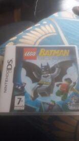 Lego batman ds game