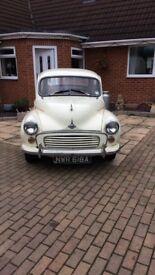 Morris minor 1963 2door