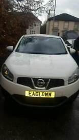 Nissan Qashqai 1.5 Diesel 2012, excellent condition