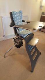 high chair designer Kuster