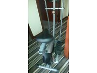 2-in-1 Cycle and Elliptical Cross Trainer, £80