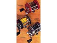 WANTED: Your old Fishing Tackle.