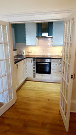 Newly refurbished large one-bedroom apartment for rent in Nairn - £525 p/m.