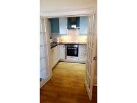 Newly refurbished large one-bedroom apartment for rent in Nairn - £540 p/m.